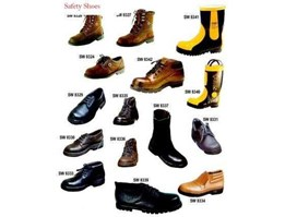Jual jual safety shoes