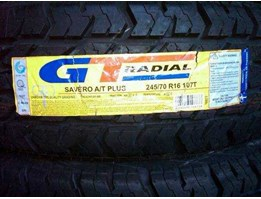 Jual GT RADIAL SAVERO A/ T PLUS
