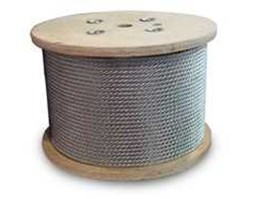 wire rope galvanis cable