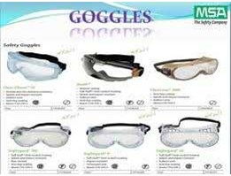 Safety Goggles MSA