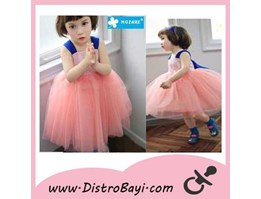 Jual Dress Bayi Perempuan Import Branded Michelle D166