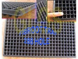 Jual Pot Tray Fibroot Tray 288 Hole