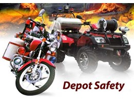 Jual FIREFIGHTER MOTORCYCLE