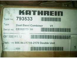 Jual Combiner Dualband, Dualband Combiner Katherin 2G-3G, Katherin 793533