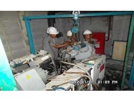 Jual Overhoul water cooled chiller