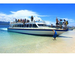 Jual Fast Boat To Gili