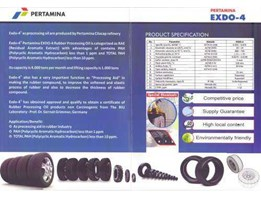 Jual Exdo-4 RPO (Rubber Processing Oil)