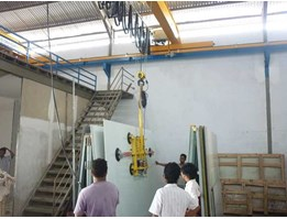 Cargo Lift, Jib Cranes, Glass Crane, Single Girder Cranes, Double Girder Cranes, etc.