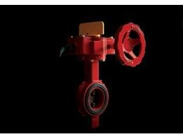 Jual INDICATED BUTTERFLY VALVE