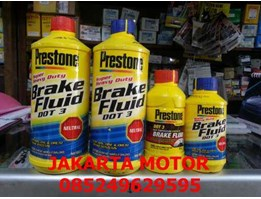 BRAKE FLUID PRESTONE DOT 3
