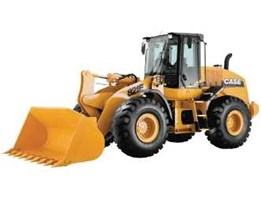 Jual WHEEL LOADERS CASE 821F ( bucket capacity 3m³ )
