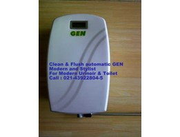 URINOIR CLEAN AND FLUSH AUTOMATIC GEN