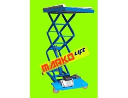 Jual Table Lifter 3-stage mobile, Scissor Lift Table markolift