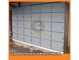 Lemari Locker Laboratorium