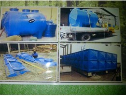 Jual Biofiter Septic Tank Sewage Treatment Plant ( STP)