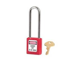 410LT Red, Padlocks, Master Lock
