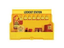 S1850E3 Lock Out Stations Master Lock