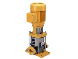 In Line Vertical Multistage Pumps Type-IL