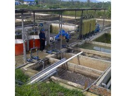 Jual WASTE WATER TREATMENT PLANT