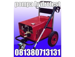 Jual Hydrotest Pump Hawk Pressure 2.900 Bar