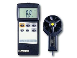 Lutron AM-4203, Anemometers ( vane type, hot wire type) ANEMOMETER, 085282731888