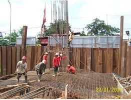 SHEET PILE steel Second AND NEW for RENT