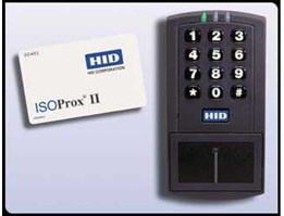 Access Control / Door Acces Module HID entryprox ID card and Pin code