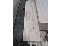 Jual Rubber Wood Finger Jointed Laminated Boards