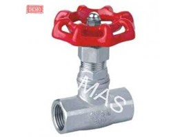 Jual GLOBE VALVE STAINLESS STEEL THREAD
