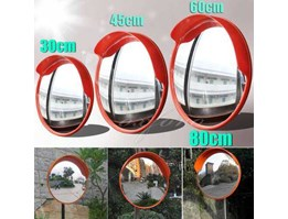 Jual 085691398333 Jual kaca cembung, traffic safety mirror, 30/ 45/ 60/ 80cm Convex Safety Mirror For Traffic Driveway, Shop Safety & Security, Hub : mia_ brsinaga@ yahoo.com Phone 021-40911748