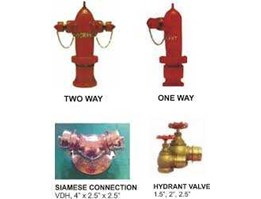 Jual FIRE FIGHTING & HYDRANT SYSTEM EQUIPMENT ( BOX HYDRANT, COUPLING, VALVE, HOSE RACK, JET NOZLE, SPRAY FIRE HYDRANT EQUIPMENT ( PERLENGAKAPAN SPARE PARTS HYDRANT ), HYDRANT PILLAR FIRE HYDRANT PILLAR TWO WAY, ONE WAY, THREE WAY, WATER MONITOR