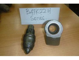 ROCK DRILLING RIG MODEL B47K22H + HOLDER/ ADAPTOR-SPARE PARTS ROTARY DRILLING RIG