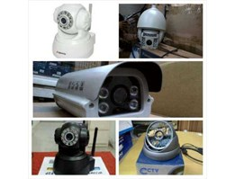CCTV Indoor dan Outdoor Spek 700 TVL
