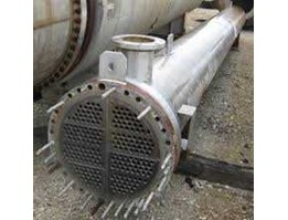 Jual SHELL AND TUBE HEAT EXCHANGER