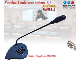Digital Wireless Conference system PMM8811