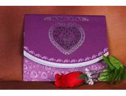 Jual Undangan Mazaya Card ( Soft Cover)