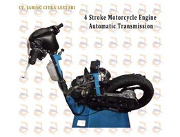 Jual Motorcycle Engine Trainer Autommatic Transmission