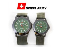 Jual Jam Tangan Couple - Swiss Army 2262