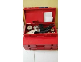 Welding Machine for PPR Mesin Pemanas Pipa HDPE