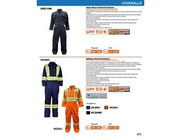 Jual VIKING COVERALL