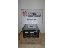 Jual DC Regulated Power Supply RTVC PV-6310 ( 10 Volt - 15, 5 Volt 60 Amper )
