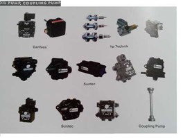 Jual OIL PUMP, COUPLING PUMP - DANFOSS - SUNTEC
