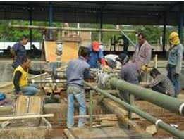 Jual Gas Pipe Installation