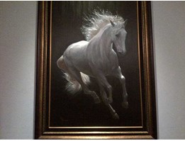 Jual Horse Canvas Oil Painting