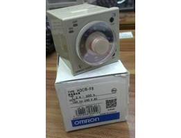 Jual H3CR-F8 OMRON 1.2s-300h 100TO 240vac TIMER