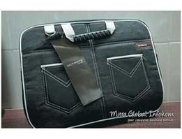 Tas Notebook Laptop Jeans 14