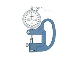 SM 1201 Dial Thickness Gauges, 0.001mm, Teclock