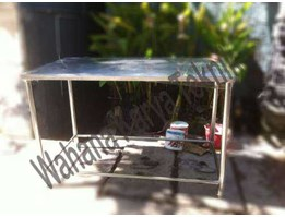 Jual Stailess Steel Table