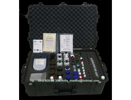 Jual COMPLETE PORTABLE DIGITAL-MANUAL SOIL TEST KIT Type CPDM-KIT