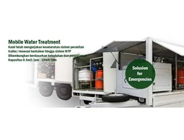 Jual Desalite Mobile Water Filter DM Series ( Filter Air Darurat Bencana)